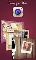 Screenshot of InstaFrame for Instagram