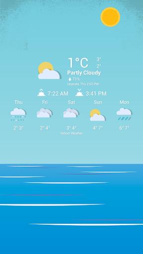 Chronus Lollipop Weather Icons