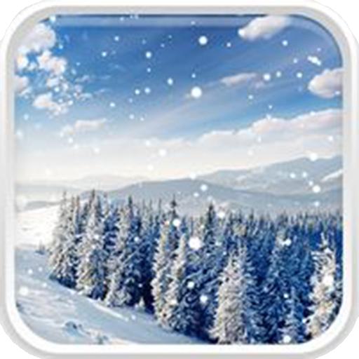 Winter Snow Live Wallpaper LOGO-APP點子