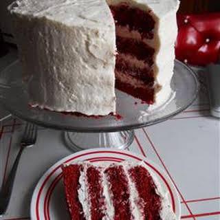 Red Velvet Cake I.