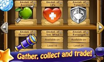 Screenshot of Bubble Journey