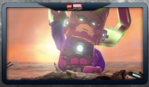 LEGO ® Marvel Super Heroes  screenshots 3
