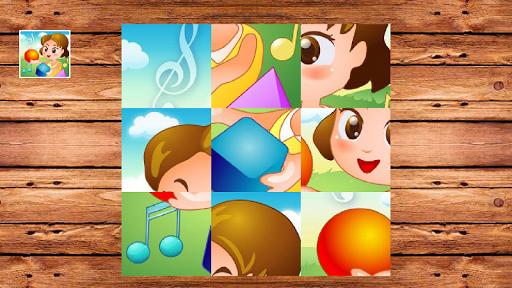 Forme - Memoria Puzzle Musica