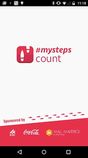 MyStepsCount
