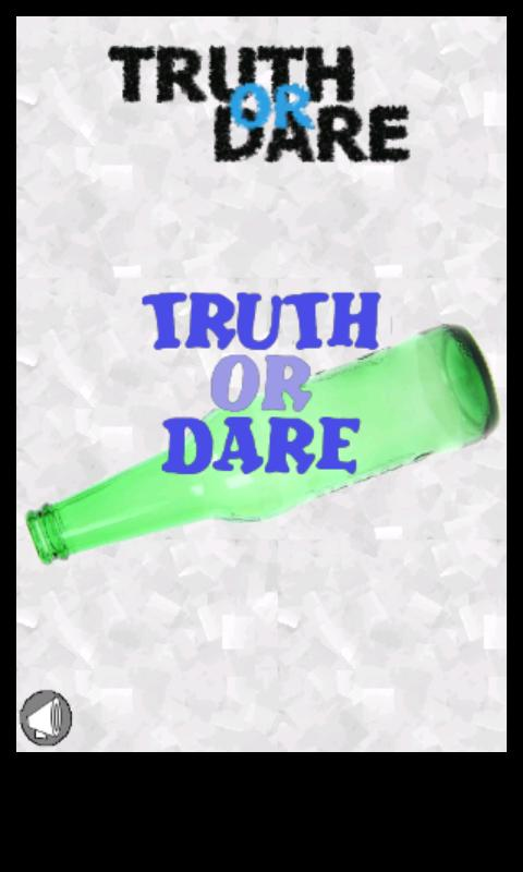 Truth or Dare - Bottle Spin- screenshot