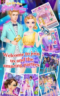 Party Salon- screenshot thumbnail