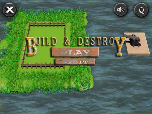 Build And Destroy PRO