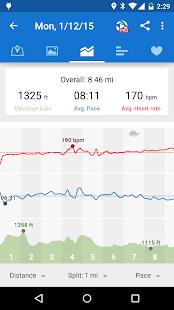 Runtastic Running & Fitness - screenshot thumbnail