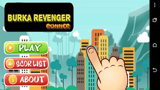 Burka Revenger Runner