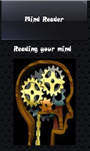 Mind Reader - screenshot thumbnail