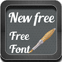 New free Font Style icon