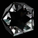 Black Diamond Live Wallpaper icon