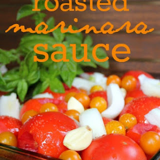 Roasted Marinara Sauce