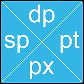 px dp converter