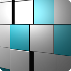 Cubescape 3D Live Wallpaper icon