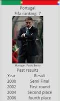 Screenshot of Euro 2012 (FREE)