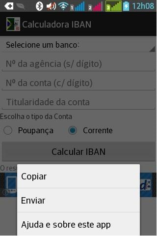 Brazil's IBAN Calculator – (Android Apps) — AppAgg