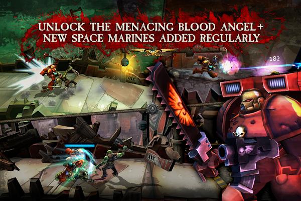 Warhammer 40,000: Carnage - screenshot