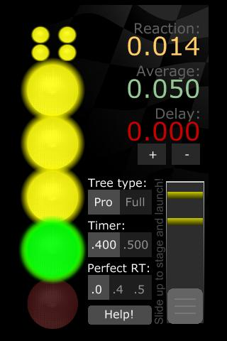 Practice Tree - Drag Racing - screenshot