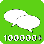 100000 SMS & Status Collection