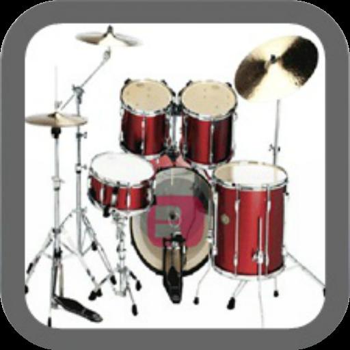 音樂必備App|เกมส์กลองชุดจําลอง LOGO-綠色工廠好玩App