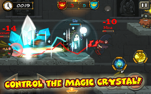Oh My Heroes! Screenshot 8