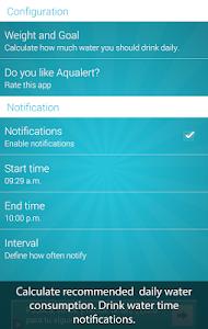 Aqualert:Water Tracker Premium v6.75 (Premium)