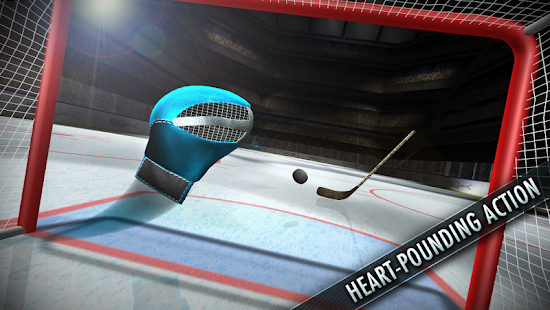 Hockey Showdown- screenshot thumbnail