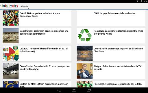 【免費新聞App】Intellivoire-Afrique-Ivoire-APP點子