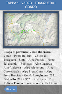 TREK PIEMONTE- screenshot thumbnail