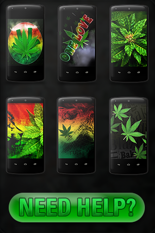 Weed Wallpapers 1.0 screenshots 2