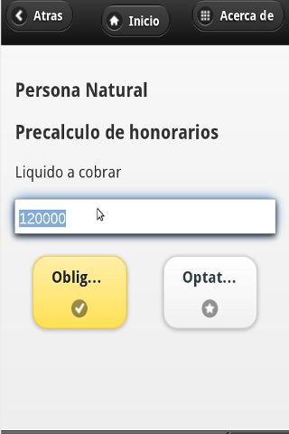 【免費財經App】Mis Honorarios-APP點子