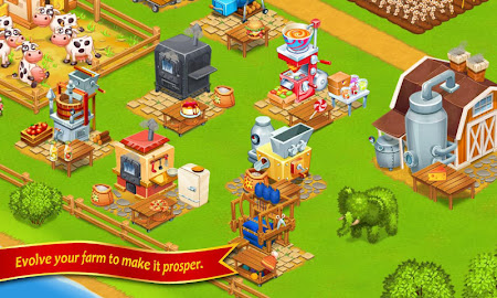 Farm Town:Happy City Day Story 1.64 screenshot 206215