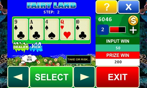 Fairy Land Slot Machine- screenshot thumbnail