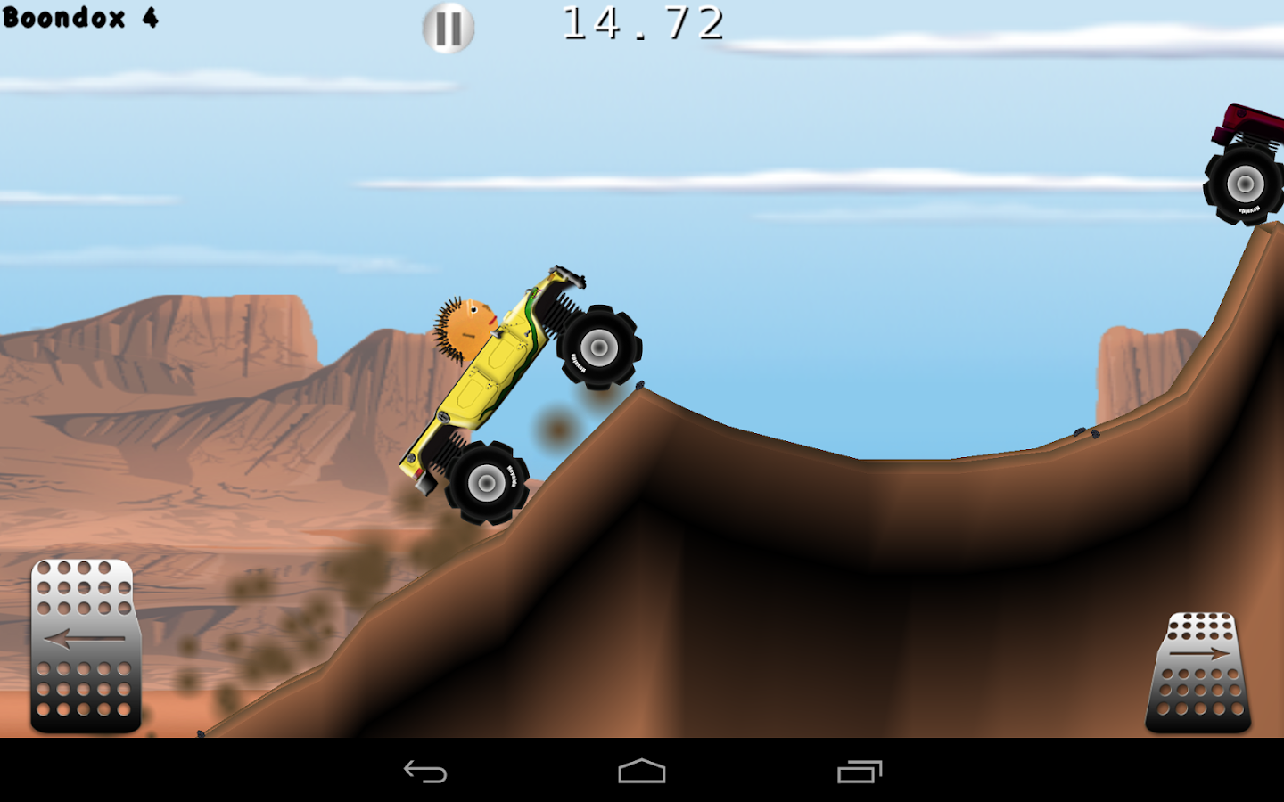 Hillbilly Hill Racing- screenshot