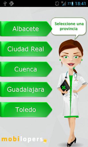 Farmacias CLM