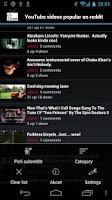 Screenshot of Narwhal TV for reddit
