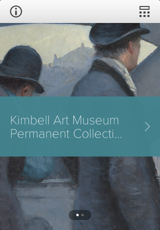 Kimbell - screenshot