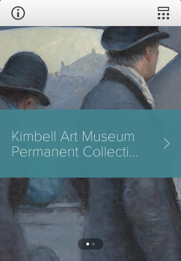 Kimbell - screenshot