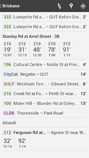 Transit Brisbane
