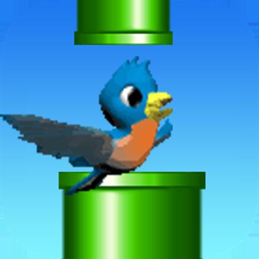 Fluffy Bird LOGO-APP點子