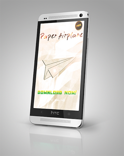 Paper Airplane : Fly High FREE