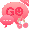 Theme Cherries for GO SMS Pro icon