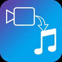 Vid2Mp3 - Video To MP3 icon