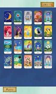 太陽と月の魔女カード占い- screenshot thumbnail
