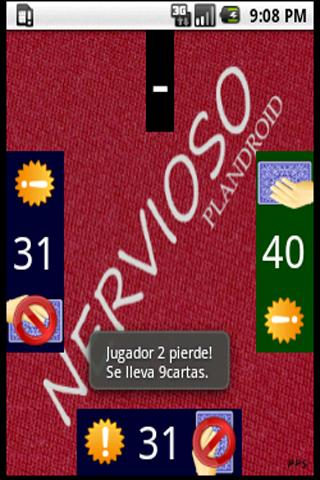 Nervioso (Nervs)- screenshot