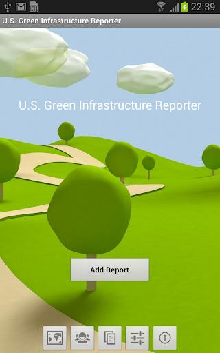 Green Infrastructure Reporter