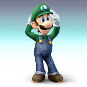 Brawl Boards: Luigi