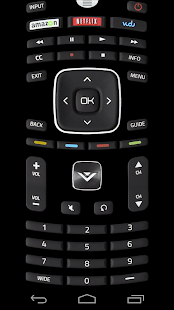 No Yellow Button On Vizio Remote
