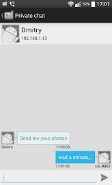 Wi-Fi Talkie FREE Screenshot 20